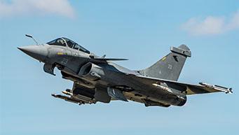 AAS Industries travaille avec les rafales dans l'aéronautique militaire